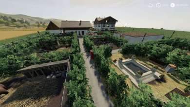 "Photo of Le WildPark , une ""déco"" utile pour Farming Simulator 19"