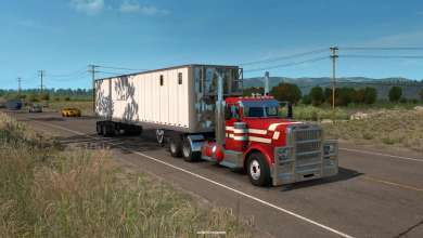 Photo of L'update 1.35 d'American Truck Simulator en open beta