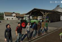 Photo of ContractorMod pour FS 19 : Créer une team en mode solo
