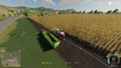 Photo of CoursePlay FS19 Tuto #09 : On tente l'ensilage de maïs