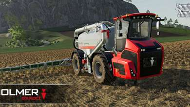 Photo of The Holmer Terra Variant DLC is available for Farming Simulator 19
