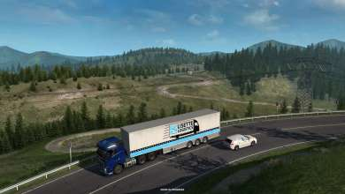 ets2 Road to the Black Sea 4