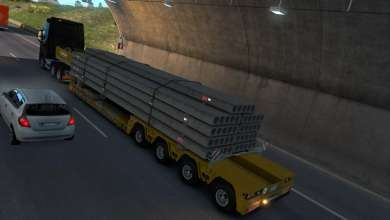 Photo of On part sur le DLC Heavy Cargo Pack pour ETS2
