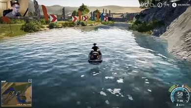 Photo of Ils font du jetski dans Farming Simulator 19