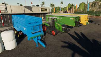 Photo of Le Pack Krampe pour FS 19 revisité