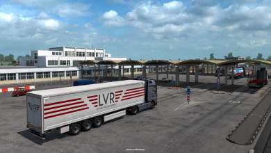 Photo de ETS 2 : Quelques images et infos du DLC Road to the Black Sea