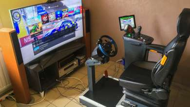 Photo of Il crée le playseat ultime pour Farming Simulator 19 sur PS4