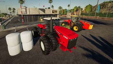 Photo of Les Versatile 500 et 610 ne font pas honneur à Farming Simulator 19