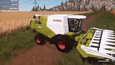 Photo of DLC Claas Farming Simulator 19 and Platinum extension are just one