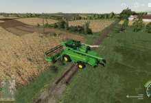 Photo of Une version améliorée de la John Deere T560 pour Farming Simulator 19