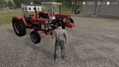 Photo of Un pack IH 644-744-844SB pour Farming Simulator 19