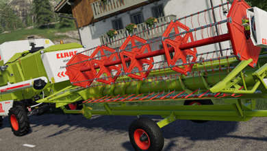 Photo of Preorder the FS 19 Platinum Expansion to get the Claas Dominator and the Torion