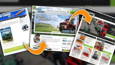 Photo of Farming-Simulator.com : le modhub de 2009 à nos jours