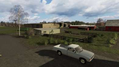 Photo of Lone Oak Farm revient sur Farming Simulator 19 grâce à OxygenDavid