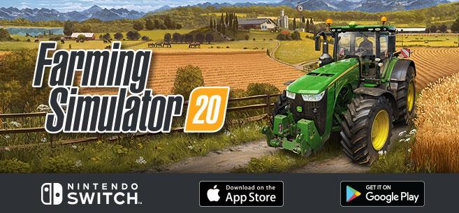 Photo of Farming Simulator 20 : date de sortie et trailer