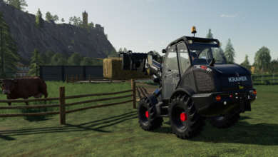 Photo de En Black Edition, le Kramer KL30.8T FS19 remis au goût du jour