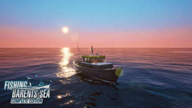 Photo de Fishing Barents Sea : on peut enfin pêcher sur PS4, Xbox One et Switch