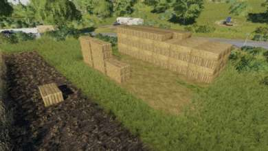 Photo of Bale Stacks, un mod FS 19 pour les fainéants