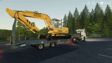Photo of Pack Liebherr 900 Farming Simulator 19, BlackSheep Modding régale les fans de TP