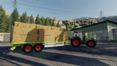 Photo of Plateaux autoload Fliegl TPW pour Farming Simulator 19