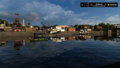 Photo of The Western Shore : LA map Farming Simulator 17 qu'il nous faut sur le 19