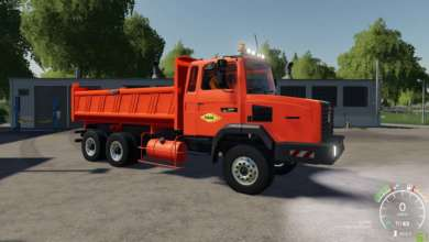 Photo of TP FS 19 : Renault C280 6×4 avec benne Colas, non fonctionnel mais à surveiller