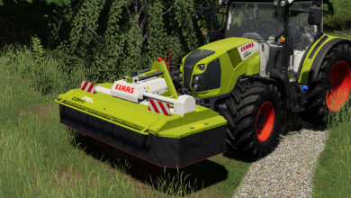 Photo of La Claas Corto 290 FN veut nous faire oublier le Disco