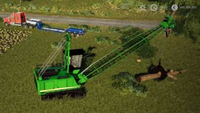 Photo of John Deere Grapple Yarder FS 19 : l'arme ultime des travaux forestiers