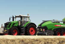 Photo of Fendt 800 S4 de STv-Modding pour FS 19
