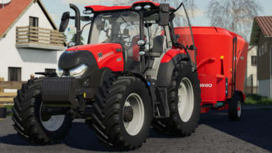 Photo de Case IH Vestrum Series pour Farming Simulator 19