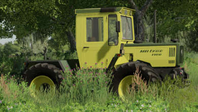 Photo of Ce MB Trac serie 1000 pour FS 19 vient faire de l'ombre à Cattle and Crops