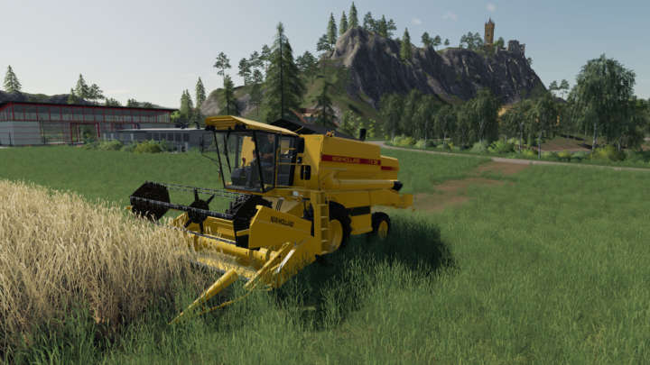 height control harvester