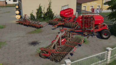 Photo de Pack Horsch Pronto 6AS et Maestro 8RC FS19