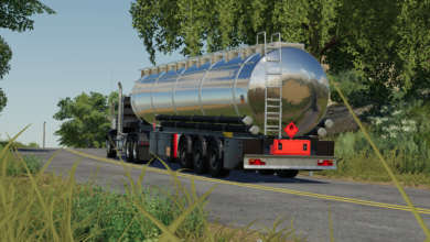 Photo of Une citerne XXL de 32000L pour FS 19