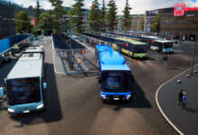 Photo de Quelques corrections sur Bus Simulator 18 version PC