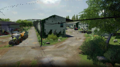 Photo de The Valley The Old Farm : une carte complète signée BlackSheep Modding