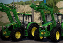 Photo of Comment obtenir les John Deere 6M 2020 sur Farming Simulator 19 PC