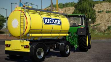 Photo de Tonne à Ricard pour Farming Simulator 19