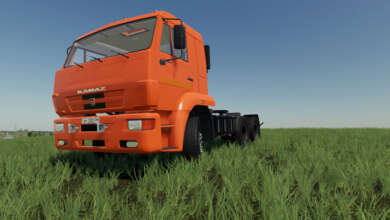 Photo of Kamaz 65116, un camion maniable pour FS 19