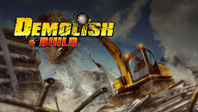 Photo de Demolish & Build, disponible dès maintenant sur Xbox One