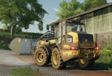 Photo de Le télésco JCB TM 320S passe de Farming Simulator 17 au 19