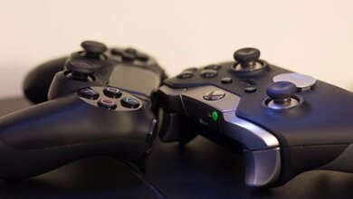 manette xbox ps4