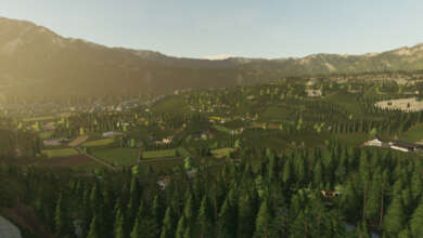 Photo de Walchen 2k20, une map FS 19 qui nous fera patienter le prochain DLC