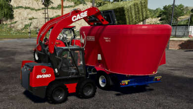 case ih chargeuse compacte fs19