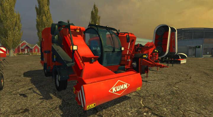 spv kuhn farming simulator 2013