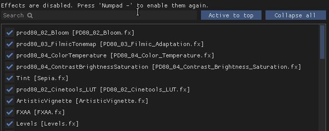liste shader reshade fs19 simulagri
