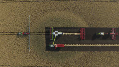 controlled traffic farming compactage sol