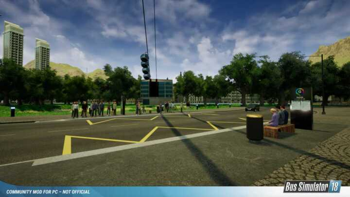 bus simulator GREVILLE 05