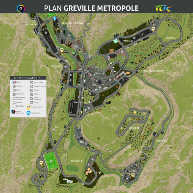 bus simulator GREVILLE 06