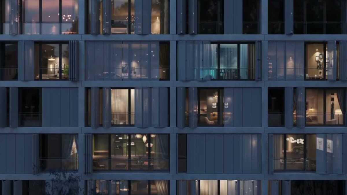 facade batiment parallax occlusion mapping